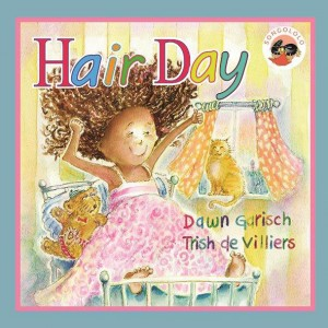 Hair Day book cover