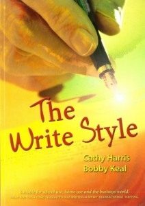 Book cover of The Write Style