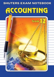 Exam Notebook ENGLISH Accounting G12 Cover