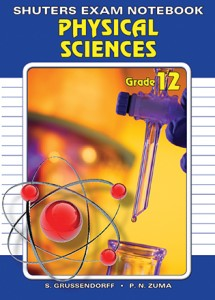 Exam Notebooks - Physical Sciences G12